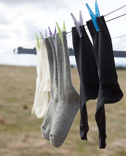 Washing Merino Wool Socks The Woolmark Company